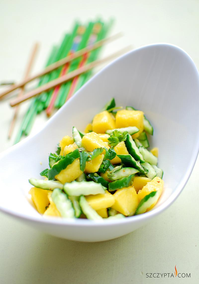 mango ogorek