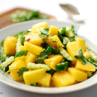 Mango & ogórek