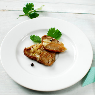 Boczniak à la matias