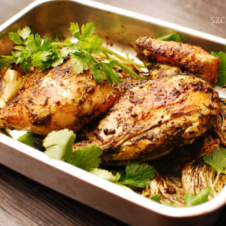 ziolowy kurczak