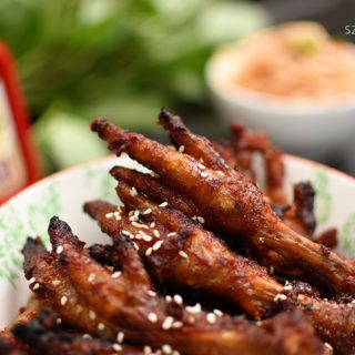 Kurze łapki – Korean Chicken Feet